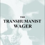 The Transhumanist Wager cover